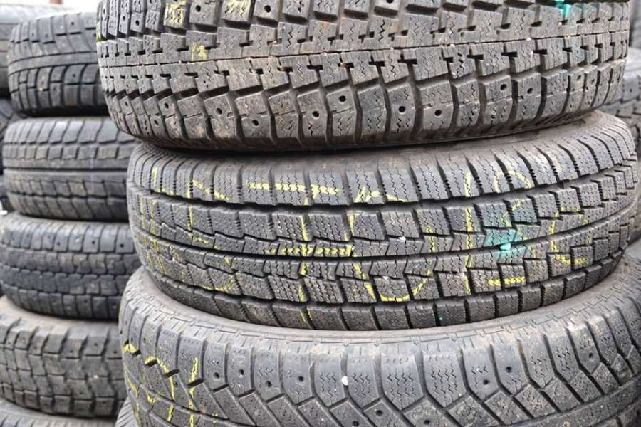 Brand New and Used Truck Tyres