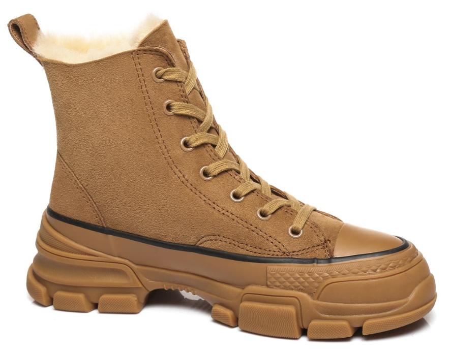 Sheepskin Shoes