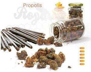 100% NATURAL RAW PROPOLIS
