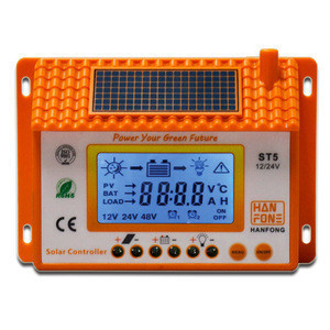 12v 24v Off Grid Price PWM MPPT Solar Charge Controller 30A