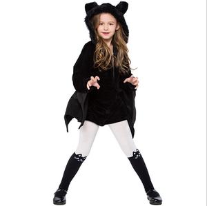 2018 Hot Sale Halloween Costume Children Girls Bat Costume Cosplay Childrens Costumes