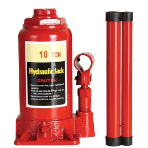 2020 factory wholesale  10T new design hydraulic bottle jack for  repairing cars