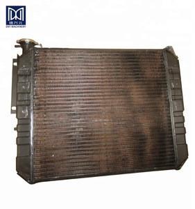 495 engine water radiator