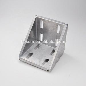 8688 Bracket for 90/90 Aluminum profile 8 holes bosch 3842523575