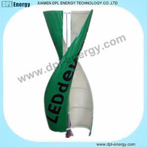 Alternative energy generators,mini hydro vertically praise wind power turbine plants