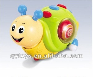 Brand New Design Wind Up Whirl Snails Baby Toys Animal Mechanical Toys