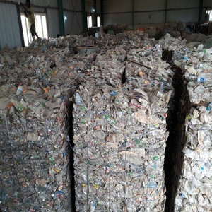 Buy 100% Recycled PET Flakes / PET Bottles Plastic Scrap