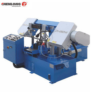 CH-280HA Chinese Fully Automatic Vertical Metal Band Sawing Machine