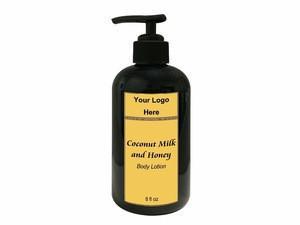 Coconut Milk and Honey Body Lotion 8 fl oz