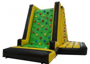 Commercial Popular High quality inflatable climbing wall