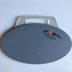 Customazation plastic rotating round plate fitness pad for hospital nursing and have physical training  revolve