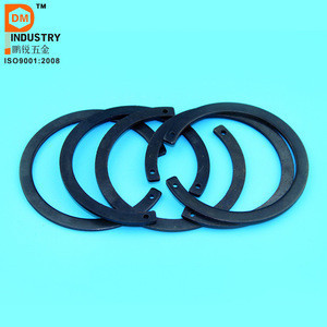 DIN472 retaining rings for bores, normal type (internal)
