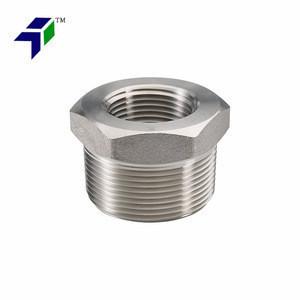Heavy Duty Industrial Stainless Steel Pipe Fittings Industrial Screwed Fittings