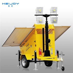 HEIJOY-STL-10 led traffic warning light signal price Solar lights