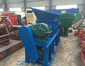Huahong waste tyre shredder for sale