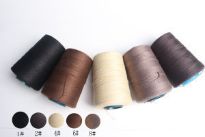 J-22 cotton sewing thread For making wigs For hair extension