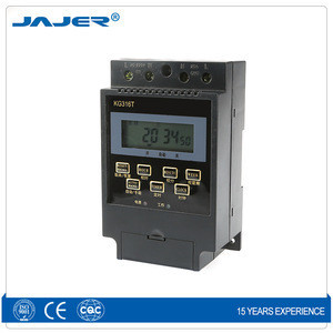 Jajer KG316T micro computer controlled switch timer switch digital time controller