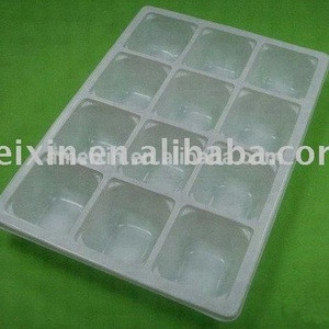 Made From China Vacuum Formed Plastic Refrigerator Accessories Part