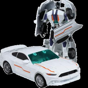 Metal Educational Robot Models Die Cast Toy Car