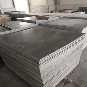 Plastic pallets for brick block making machine