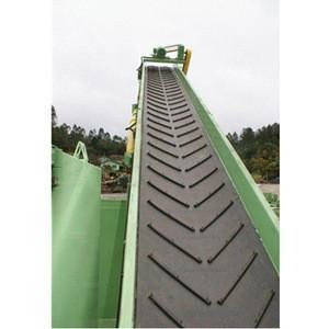 TD 75 Type pvc rough top conveyor belt for Bulk Material Handling