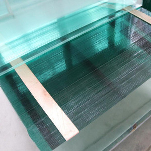 Thickness 10mm tempered glass for exterior building glass wall