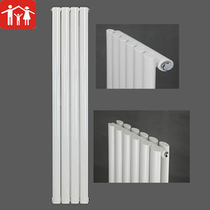Ultra-low leakage rate home steel material designer radiator heater