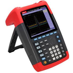 UNI-T UTS1010 Handheld Spectrum Analyzer; 9kHz to 2GHz Spectrum Analyzer, 1Hz Resolution, USB Communication