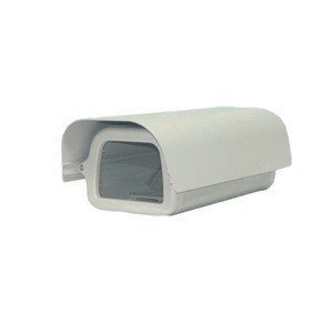 Vandalproof underwater cctv ip68 bullet camera housing canon with double glass(JD-H7006)