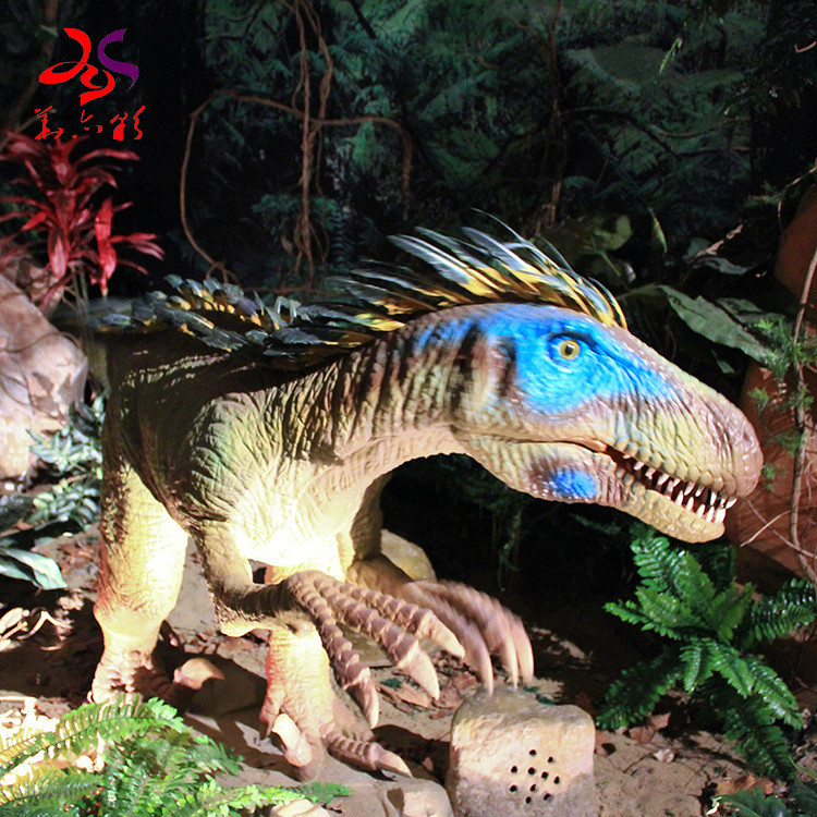 Walking coin bank godzilla lego animatronic fossils  dinosaur world model mold robot statue birthday party decorations supplies