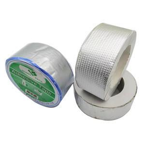 Waterproof Butyl Aluminium Foil Tape for Roof Leakage Repair