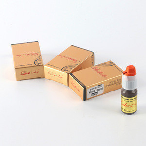 Wholesale Lushcolor 8ml Micro Pigment Tattoo ink Suitable for Eye line