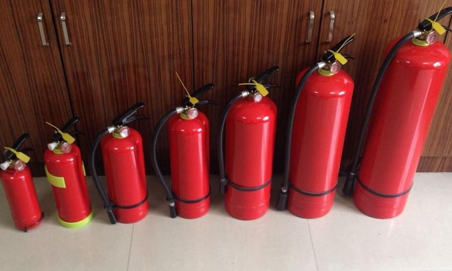 Abc Dry Chemical Powder Fire Extinguisher,EXTINTOR PQS ABC