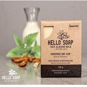 Vegan Friendly Soap