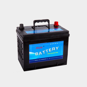 12V Best Price Lead Acid  Auto Battery Mf Automotive Battery for Car Starting