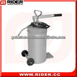 16kgs (16L) Portable bucket grease gun,grease bucket,barrel grease pump