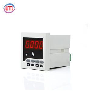 2018 Popular ac current panel meter ac analog ammeter meter