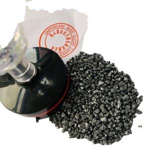 Abrasive material silicon carbide sand size HS28492 SIC
