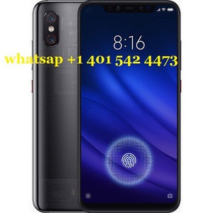 Answering Machines 2018 Xiaomi Mi8 Mi Mix 2s 3 8 Redmi Note 6 Pro Pocophone F1 Black Shark Global Version 6.21 inch 8GB 128gb 6