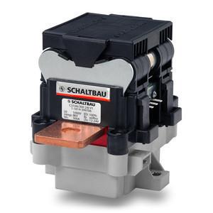 Bidirectional DC NO contactors for 150 A, 300 A or 500 A