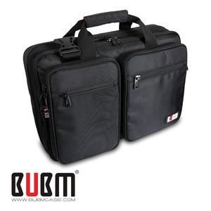 BUBM Cheap Latest Club Disco DJ Equipment Cases for Tractor S4 Pioneer Controller Nylon Black Bag