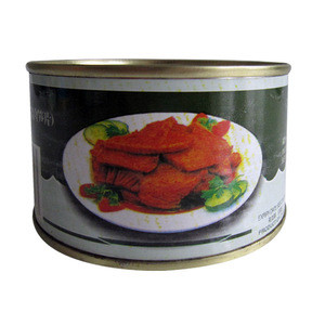 Canned Food Factory Canned Sliced Pork with Bamboo Shoots
