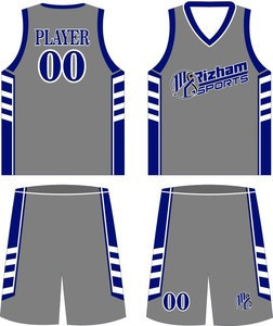 Custom Sublimation Basketball Wear Jersey Design Newest Design Men's Team Set Basketball Uniforms , Find Complete Details