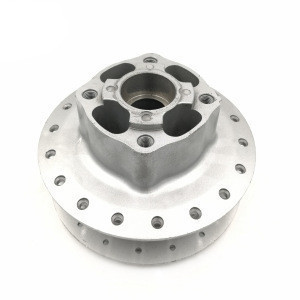 Customized aluminum alloy car wheel hub
