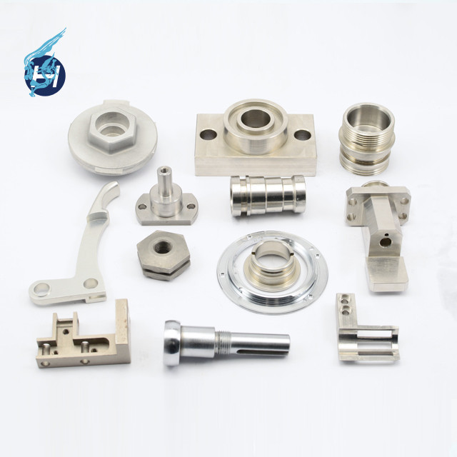 High precision CNC machined aluminum parts for cnc machined aluminum 6061 6063 good aluminum cnc machined parts made in China