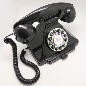 Hot sale factory direct price hotel retro phone old fashioned corded office telephone
