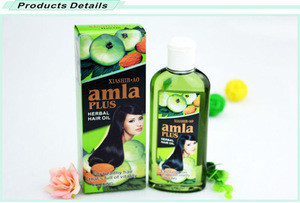 Hot Sale Nourishing and Moisturizing to hair Treatment Herbal Healthy Hair Oil