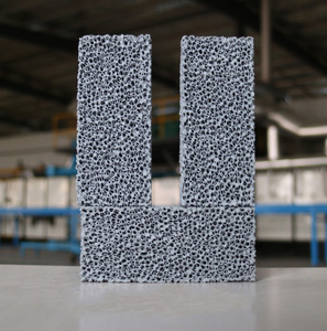 Hot Sales Silicon Carbide SIC Ceramic Foam filter for Metal Filtration Industry
