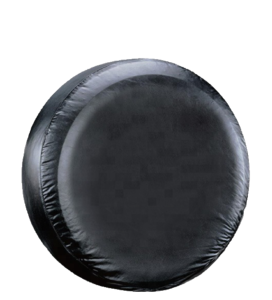 J105 Overdrive Universal Fit Spare Tire Cover Black or White For Jeep, Trailer, RV, SUV, Truck Wheel Fits