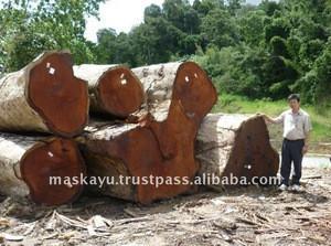 Merbau Logs